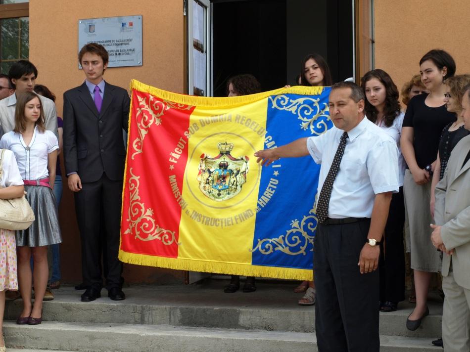 nelu la steag